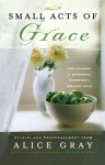Small Acts of Grace: You Can Make a Difference in Everday, Ordinary Ways - Alice Gray