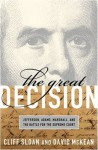 The Great Decision - David McKean