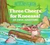 Three Cheers for Kneesaa: An Ewok Adventure - Jane E. Gerver, Pat Paris