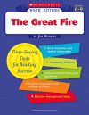 The Great Fire (Scholastic Book Guides Grades 6-9) - Linda Beech