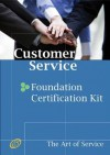 Customer Service Foundation Level Full Certification Kit - Complete Skills, Training, and Support Steps to Remarkable Customer Service - Ivanka Menken
