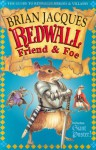 Redwall Friend and Foe: The Guide to Redwall's Heroes and Villains - Brian Jacques, Chris Baker