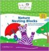 Nature Nesting Blocks [With 10 Nesting Blocks] - Julie Aigner-Clark, Nadeem Zaidi