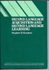 Second Language Acquisition and Second Language Learning - Stephen D. Krashen