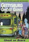 Ghost on Board - Shelley Sykes, Lois K. Szymanski