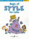 Bags of Style for Cello, Grades 2-3 - Mary Cohen