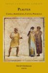 Plautus: Four Plays: Casina, Amphitryon, Captivi and Pseudolus - Plautus, David Christenson
