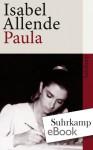 Paula (suhrkamp taschenbuch) (German Edition) - Isabel Allende, Lieselotte Kolanoske