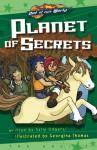 Planet of Secrets - Sally Odgers, Georgina Thomas