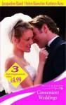 Convenient Weddings - Jacqueline Baird, Helen Bianchin, Kathryn Ross