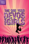 The One Year Devos for Girls - Debbie Bible, Betty Free
