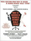 How to Succeed in Business Without Really Trying (Vocal Selections) - Frank Loesser