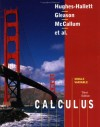 Calculus, Single Variable - Deborah Hughes-Hallett, Andrew M. Gleason, Daniel E. Flath