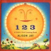 1-2-3: A Child's First Counting Book - Alison Jay