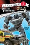 Transformers: Meet the Autobots - Jennifer Frantz