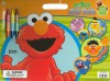 Sesame Street Artist Pad With Stickers And Crayons (Sesame Street (Dalmatian Press)) - Dalmatian Press