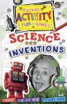 Science and Inventions Pocket Activity Fun and Games: Games and Puzzles, Fold-Out Scenes, Patterned Paper, Stickers! - Ruth Thomson