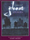 Great Ghost Stories - Madeleine L'Engle, Various, Barry Moser, H.G. Wells, Peter Glassman, Joyce Carol Oates, Philippa Pearce, E. Nesbit, Bram Stoker, Richard Middleton, James Haskins, W.W. Jacobs, Catherine Wells, Arthur Conan Doyle, H.P. Lovecraft