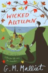 Wicked Autumn (Max Tudor 1) - G.M. Malliet