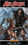 Red Sonja: Wrath of the Gods - Luke Lieberman, Ethan Ryker, Walter Geovanni, Lucio Parrillo