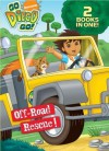 Off-Road Rescue!/Wave Rider! (Go, Diego, Go!) - Jason Fruchter, Aka Chikasawa, Golden Books