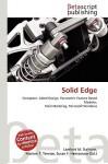 Solid Edge - Lambert M. Surhone, VDM Publishing, Susan F. Marseken
