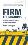 Firm Foundations - Peter Grainger