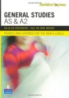 Revision Express AS and A2 General Studies ('A' LEVEL REVISE GUIDES) - Anthony Batchelor, Edward Little, Gareth Davies