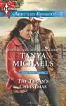 The Texan's Christmas (Harlequin American RomanceTexas Rodeo B) - Tanya Michaels