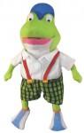"Froggy Doll: 11"" - Jonathan London, Frank Remkiewicz"