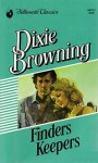 Finders Keepers - Dixie Browning