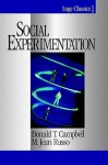 Social Experimentation - Donald T. Campbell, M. Jean Russo