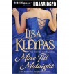 Mine Till Midnight - Lisa Kleypas, Rosalyn Landor