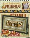 Just Between Friends in Cross Stitch - Mary Engelbreit