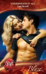 Underneath It All (Mills & Boon Blaze) (Million Dollar Secrets - Book 3) - Lori Borrill