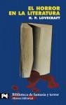 El Horror en la Literatura - H.P. Lovecraft