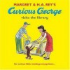 Curious George Visits The Library (Curious George) - Margret Rey, H.A. Rey