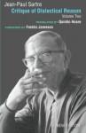 Critique of Dialectical Reason, Vol 2 - Jean-Paul Sartre, Arlette Elkaim-Sartre, Quintin Hoare, Alan Sheridan-Smith, Fredric Jameson