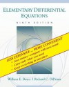 Elementary Differential Equations (Loose-Leaf) - William E. Boyce