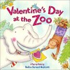 Valentine's Day At The Zoo: A Pop Up Book - Nadine Bernard Westcott