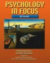 Psychology In Focus: As Level - David Rice, Steve Jones, Mike Haralambos, Michael Haralambos