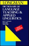 Dictionary of Language Teaching and Applied Linguistics - Jack C. Richards, John Platt, Heidi Platt