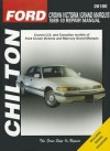 Ford Crown Victoria And Grand Marquis, 1989 2010 - Eric Michael Mihalyi, Mark Ryan