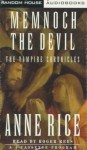 Memnoch, the Devil (Anne Rice) - Anne Rice