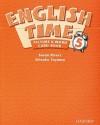 English Time 5: Picture & Word Card Book - Susan Rivers, Setsuko Toyama