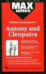 Antony and Cleopatra (MAXNotes Literature Guides) - English Literature Study Guides, John Foss, William Shakespeare