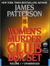 Women's Murder Club Box Set, Volume 1 - Suzanne Toren, James Patterson, Melissa Leo, Jeremy Piven