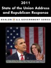 2011 State of the Union Address and Republican Response - Paul Ryan, Barack Obama