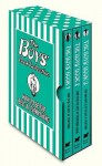 The Boys' Book Collection (Boys Book Box Set) - Dominique Enright