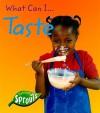 What Can I... Taste - Sue Barraclough